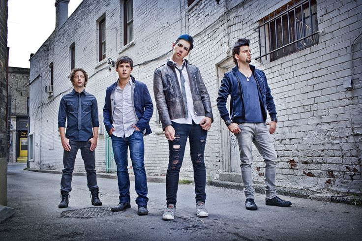 Marianas Trench Band | Marianas Trench w. Down With Webster & Anami Vice
