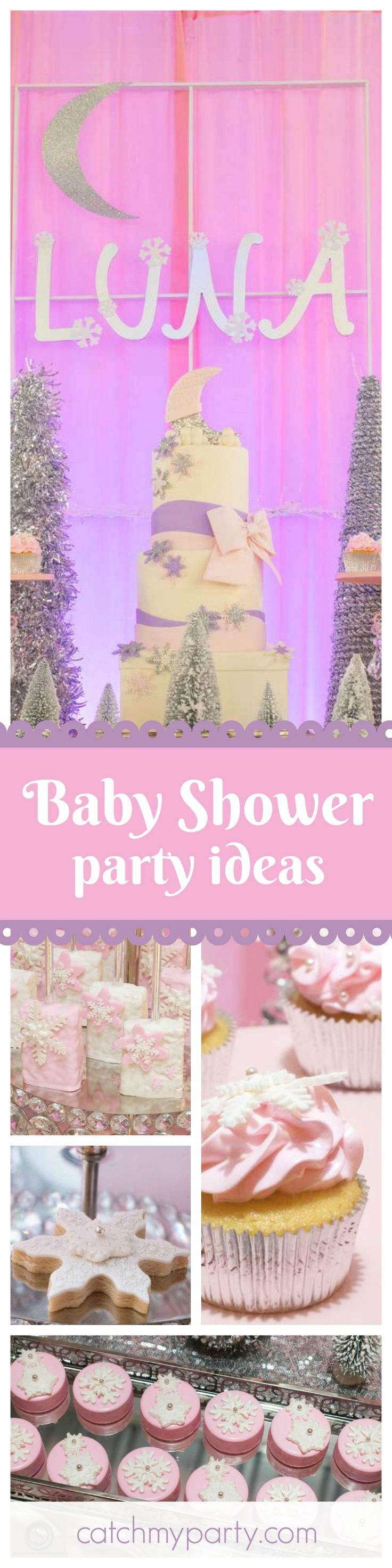 474 best Winter Party Ideas images on Pinterest