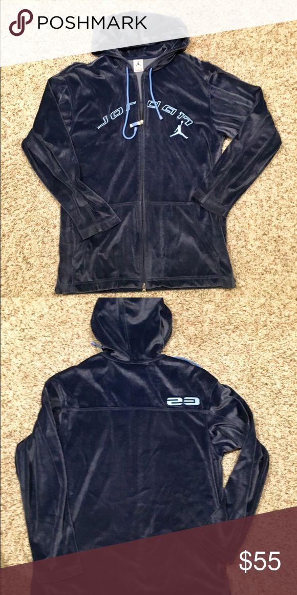 RARE JORDAN MEN'S ZIP HOODIE NWOT NIKE JORDAN ZIP HOODIE MENS M Jordan Jackets & Coats Performance Jackets