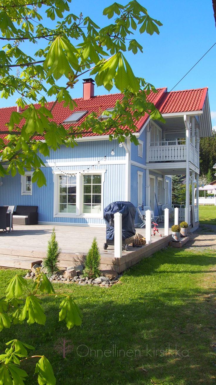 Our home. Jukka talo Interior www.onnellinenkirsikka.fi