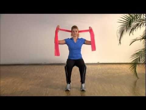 Powerband - Togu - cvičební guma k posilování svalů a rehabilitaci
