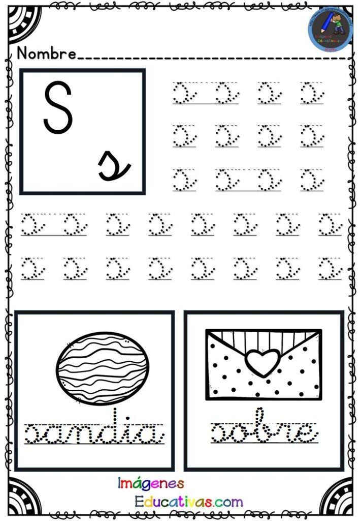 Abecedario para practicar la Grafomotricidad (20) | Grafomotricidad letras, Letras preescolares, Lectoescritura fichas
