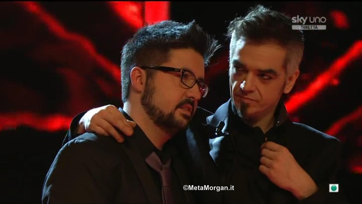 Morgan e Ics a @X Factor Italia - 9^ puntata 07.12.2012