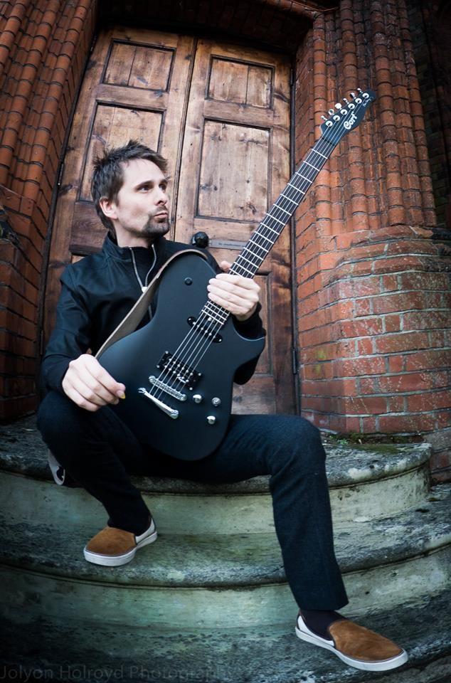 Matt Bellamy Manson Cort Guitar MBC-1 Signature