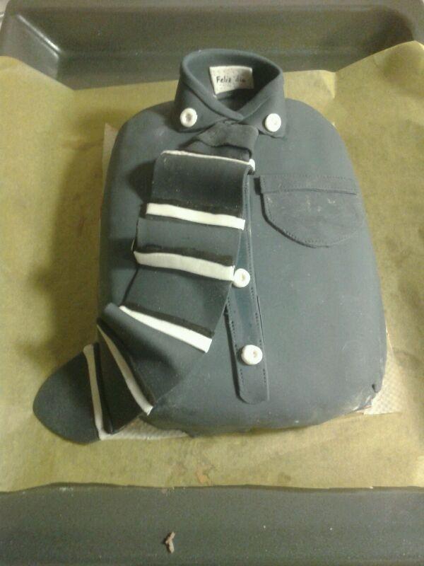 Las tartas de mi hermana..me encantan!!!Esta fue el regalo del Día del Padre a nuestro Papá...