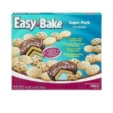 Hasbro Easy Bake Oven Refill Mix Super 12Pack (Toy)  #Best seller