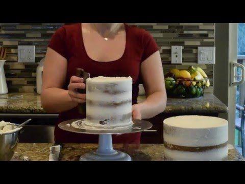 DIY Wedding Cake Tutorial - Sweet Somethings