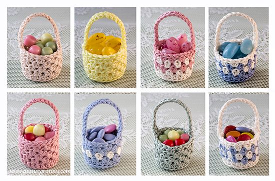 Annie's Granny Design | Virkning, Frivoliteter, Inspiration, Gratis mönster – Crochet, Tatting, Free patterns, DIY