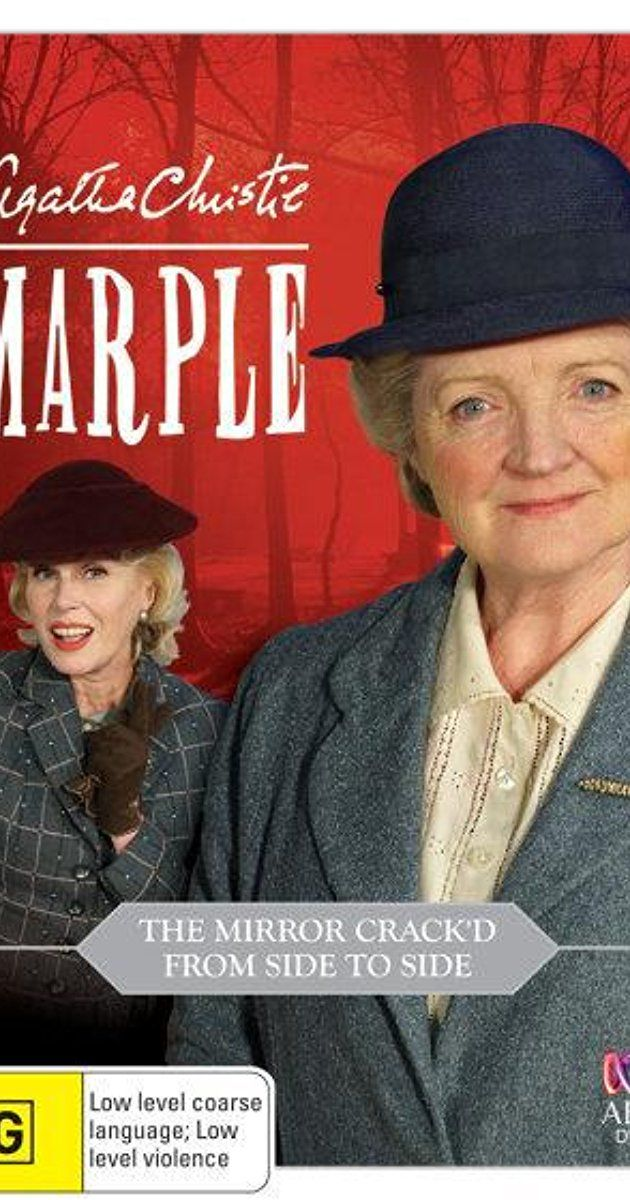 """Agatha Christie's Marple"" The Mirror Crack'd from Side to Side (TV Episode 2010) TV at home, February 2018"