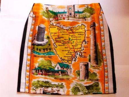 Map of Tassie skirt size 16