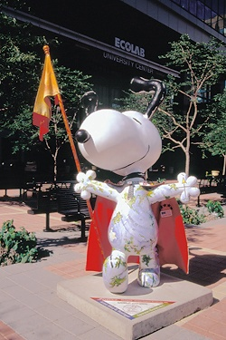 Peanuts Statues In St. Paul, Minnesota Oh How This Brings Back  Memories.took So Many Photos With Different Style Peanuts Character Statues  When I Was A ...