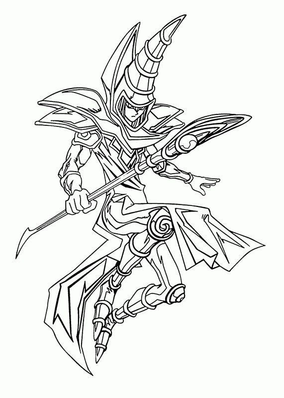Yu Gi Oh Coloring Pages For Kids Printable Free Coloring Pages Yugioh Dark Magician Coloring Pages Yugiohdarkmagiciancoloringpag Monster Coloring Pages Coloring Pages For Kids Cartoon Coloring Pages