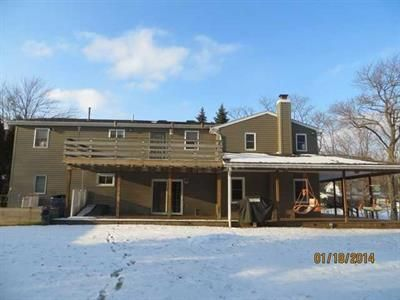 CONVENIENTLY LOCATED COUNTRY PROPERTY WITH EASY ACCESS TO I-90. THIS FOUR BEDROOM HOME IS GREAT FOR ENTERTAINING YEAR ROUND - INSIDE AND OUT! RELAX ON THE QUALITY CRAFTMEN'S DECK & ENJOY THE TRANQUILITY & WILDLIFE. BEAUTIFULLY MAINTAINED. A MUST SEE! 1 YR AHS HOME WARRANTY.