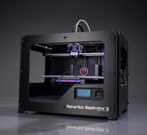 MakerBot Replicator™ 2 Desktop 3D Printer