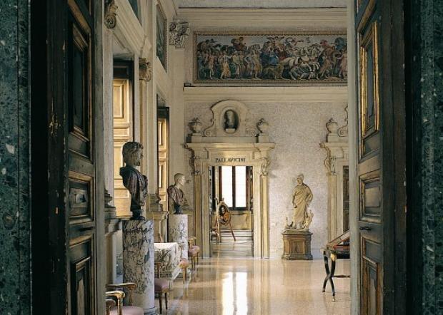 Casino Aurora Pallavicini   ADSI - Associazione Dimore Storiche Italiane