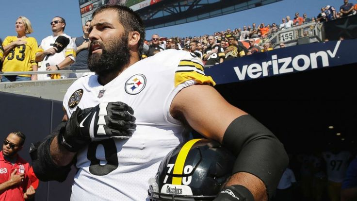 The Pittsburgh Steelers' Alejandro Villanueva has become the top-selling NFL player in terms of merchandise after he was photographed standing alone with his hand over his heart during the national anthem on Sunday, a representative for the Fanatics online store told ABC... - #Alejandro, #Donating, #Proceeds, #Steelers, #TopStories, #Villanueva