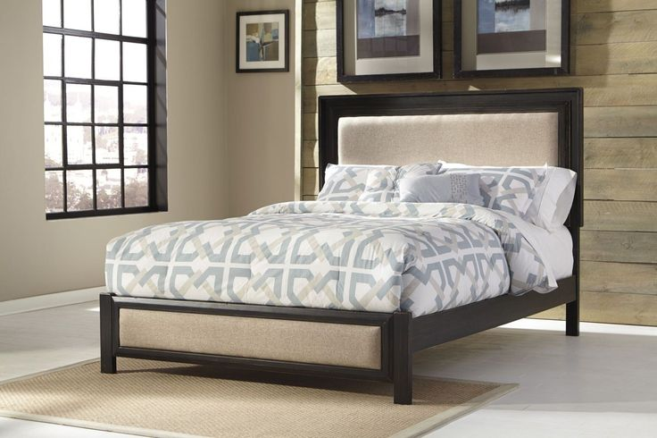 Birstrom King Bed