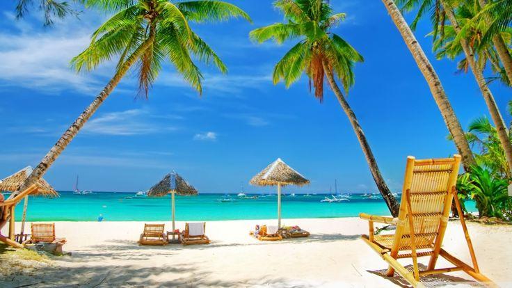 tropical beach wallpapers