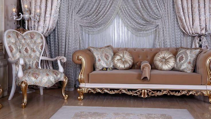 KOLTUK TAKIMLARI – Weymo Mobilya | Masko klasik mobilya | Masko avangarde mobilya | Klasik Yatak Odaları | Klasik Yemek Odaları | Klasik Koltuk takımları