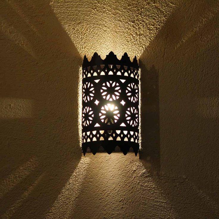 55 besten Orientalische Lampen \ Laternen Bilder auf Pinterest - arabische deko wohnzimmer orientalisch einrichten