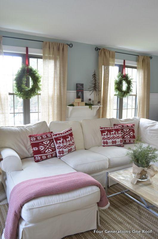 Top 12 DIY Christmas decorating ideas