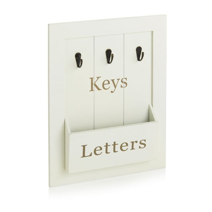 1000 ideas about rustic letters on pinterest homemade - Letter rack and key holder ...
