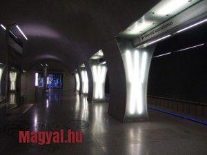 Budapest M4 metró - Budapesti 4-es Metró