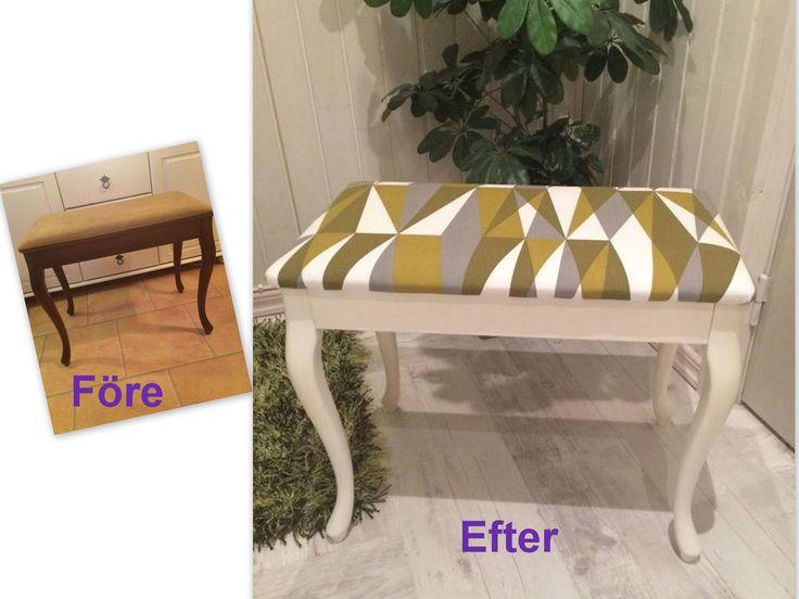 Pianopall före och efter by Paula laakso