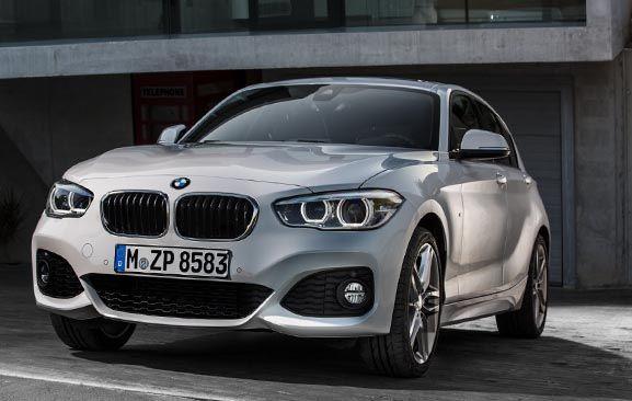 BMW 1 Series Facelift - Cargaze
