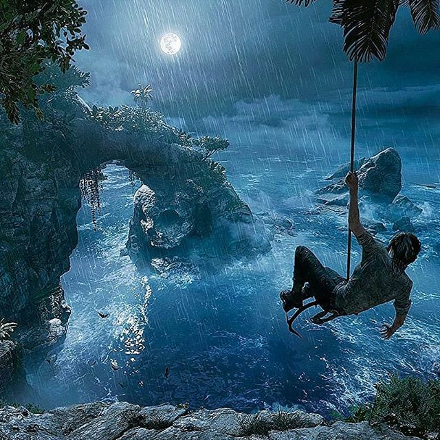 Pin By Michele S On Tomb Raider New Shadow Tomb Raider Lara