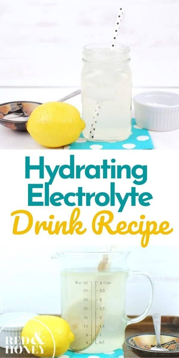 Can You Drink Pedialyte Daily : drink, pedialyte, daily, Hydrating, Electrolyte, Drink, Recipe, Drink,, Homemade, Electrolytes
