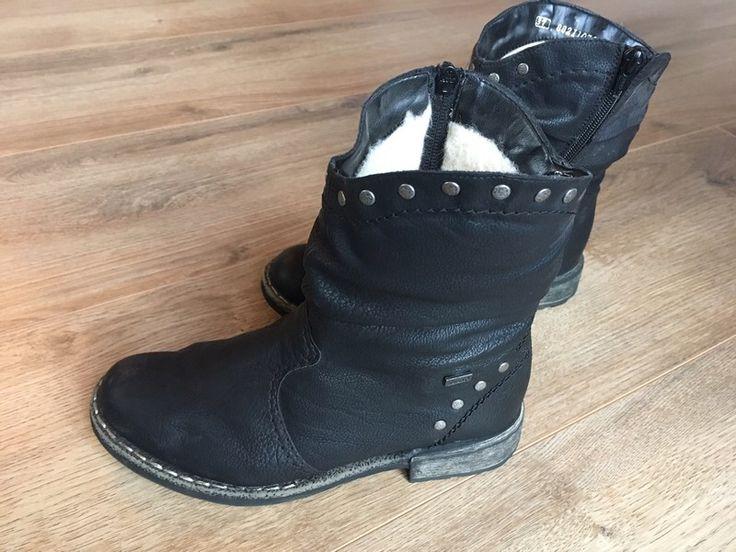 Mein Schöne Stiefel von Rieker von Rieker. Größe 37 für 15,00 €. Schau es dir an: http://www.kleiderkreisel.de/damenschuhe/stiefelette/160939065-schone-stiefel-von-rieker.