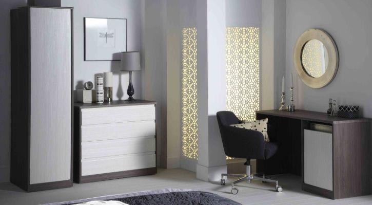 Koro Bedroom Furniture from Knightsbridge Furniture