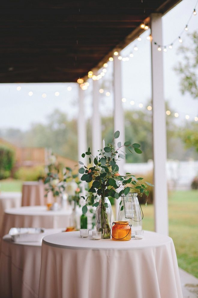 wedding cocktail party