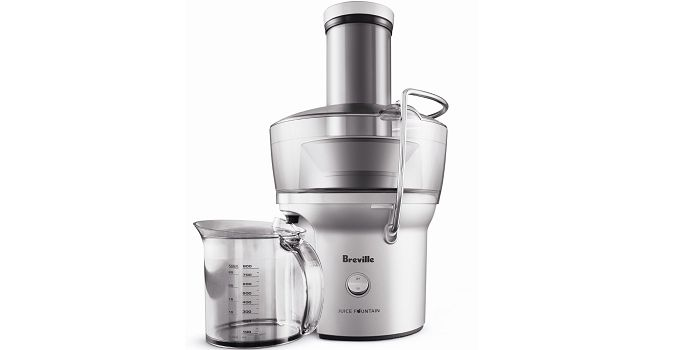 Breville BJE200XL - #1 Top Rated Centrifugal Juicer