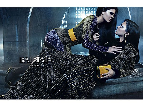 Kendall and Kylie Jenner Celebrate Sibling Love in New Balmain Campaign (and the Photos Are Stunning) http://stylenews.peoplestylewatch.com/2015/07/16/kendall-kylie-jenner-balmain-campaign-photos/