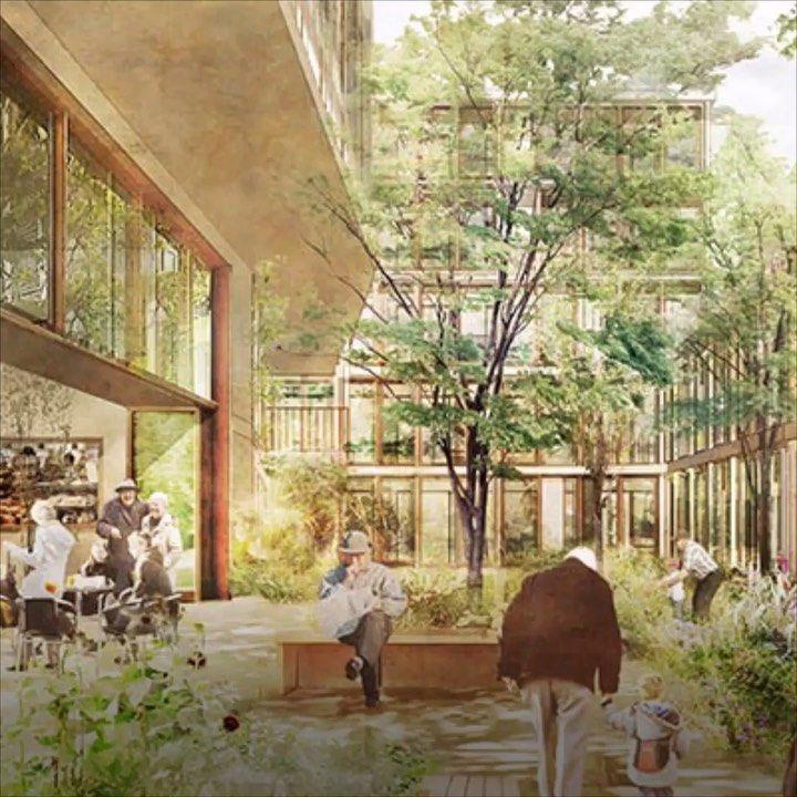 每天一詞:Elderly (老人) 這座城市正在為老年人修建新的住房。 The city is building new housing for the elderly ...