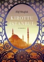 Kansi: Elif Şafak: Kirottu Istanbul
