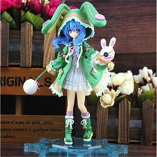"[PCMOS] 2017 New Japanese Anime Date A Live Hermit Yoshino 1/8 Scale Painted PVC Figure 18cm/7"" NO Box Model Toy 5346-L(China (Mainland))"