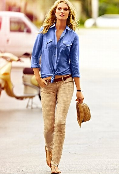 25 best images about Khaki Skinny Jeans on Pinterest | Brown belt ...