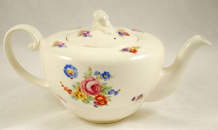 Theepot, Tea pot decor Boudewijn