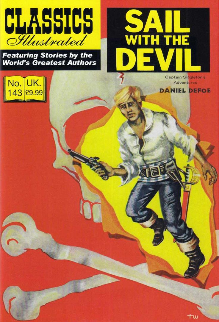 Illustrated Book Covers : Best fun classics illustrated images on pinterest