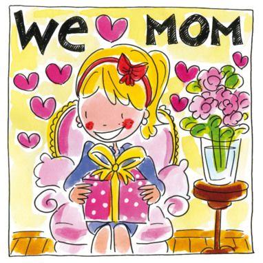 We love mom - Blond Amsterdam