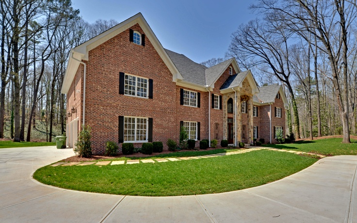 10 best atlanta luxury homes images on pinterest dream for Custom home builders gainesville ga