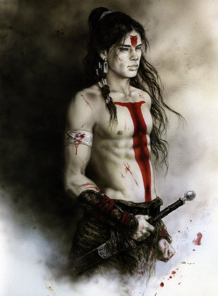 "Luis Royo ""Dead Moon - Epilogue"""