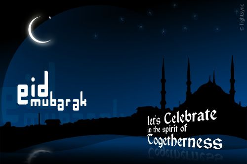 Happy Eid Mubarak all