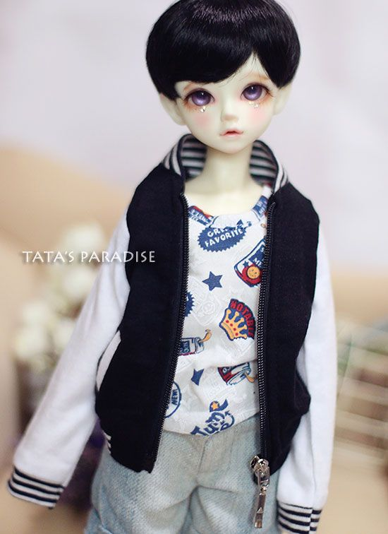 >> Click to Buy << 1/6 1/4 1/3 scale BJD doll clothing accessory Baseball jacket for BJD YOSD MSD SD 17 SSDF.Not included doll,shoes,wig and other #Affiliate