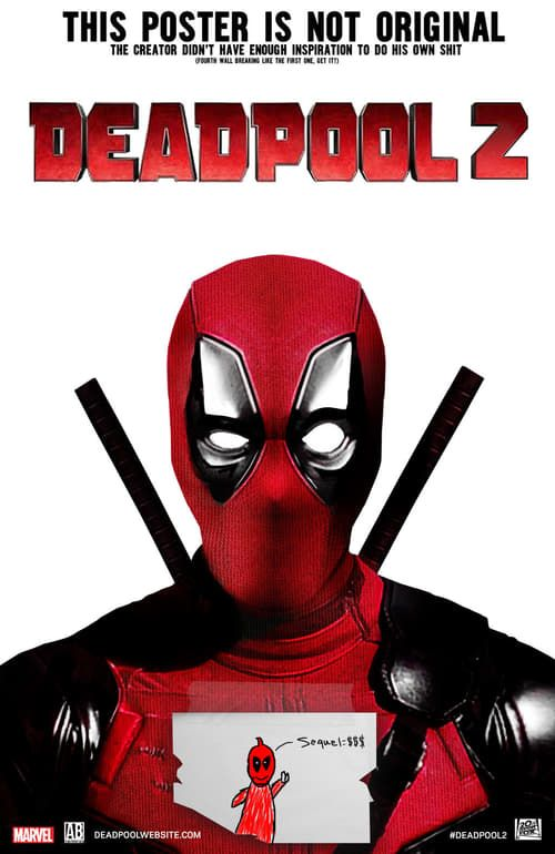 Watch The Untitled Deadpool Sequel 2018 Full Movie Online Free