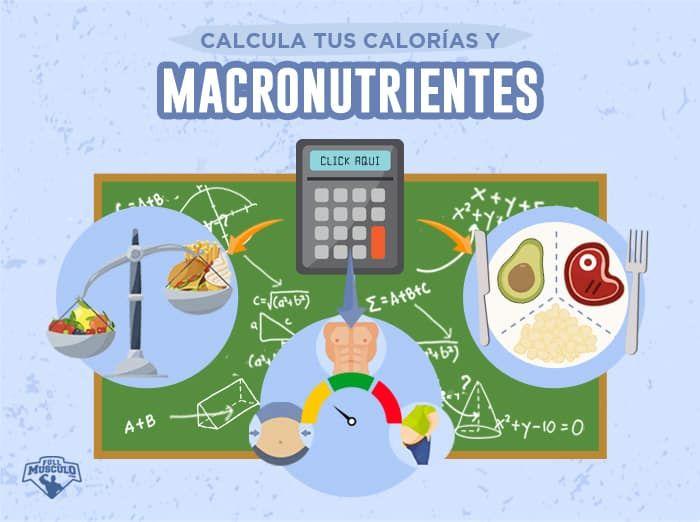 Calculadora De Calorías - Proteinas