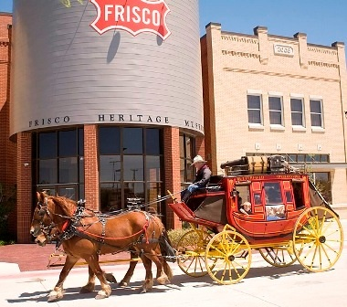 Frisco Heritage Museum & Frisco Junction - Frisco, Texas - Railroads, History, Living Village